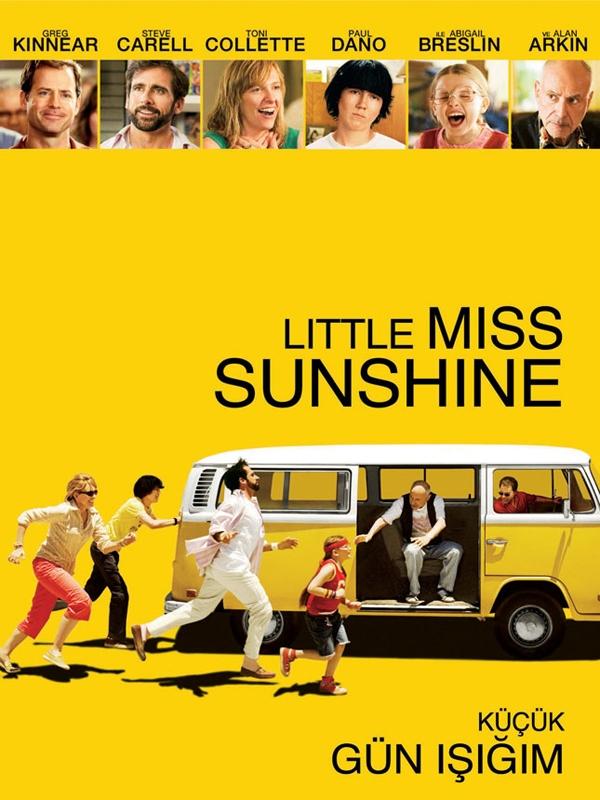 Film Önerisi: Küçük Gün Işığım (Miss Little Sunshine)