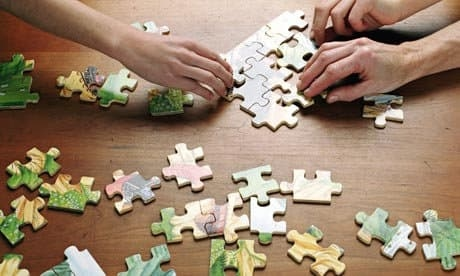 Evde Kalma Kaygısı ile Başa Çıkmada Puzzle